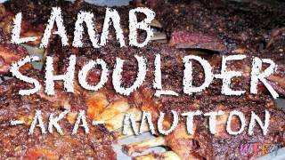 What is Mutton? / How to Smoke Lamb Shoulder