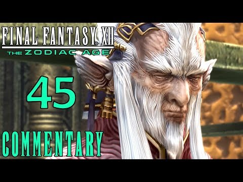 Final Fantasy XII The Zodiac Age Walkthrough Part 45 - Murder & Betrayal