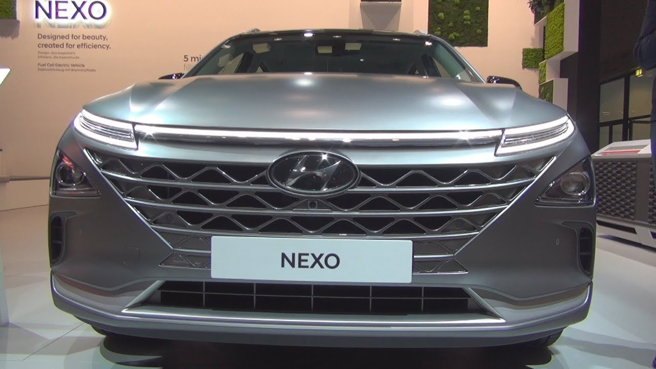 Hyundai Nexo (2020) Exterior and Interior