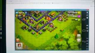 Play Clash Of Clans (COC) on Windows 8