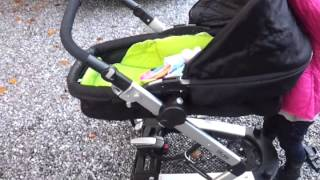 Mama and Papas Skate Pushchair System is unreliabl