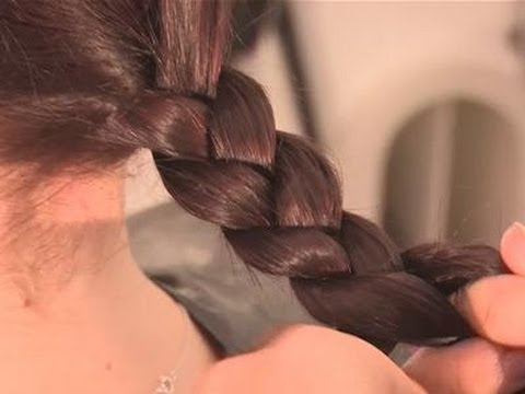 A Guide To Plaiting Girls' Hair