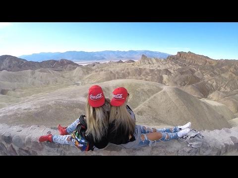 WEST COAST USA GoPro : California- Nevada- Utah- Arizona