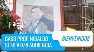 Caso Nibaldo Villegas: Se realiza audiencia clave para detenidos l Bienvenidos