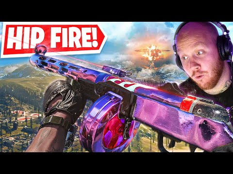 USING A HIPFIRE PPSH 41 BUILD IN WARZONE! Ft. Swagg & Cloakzy