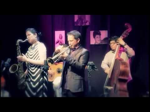 Gabriel Alegria: Esto es el Jazz Afroperuano! This is AfroPeruvian Jazz Music  LATIN JAZZ