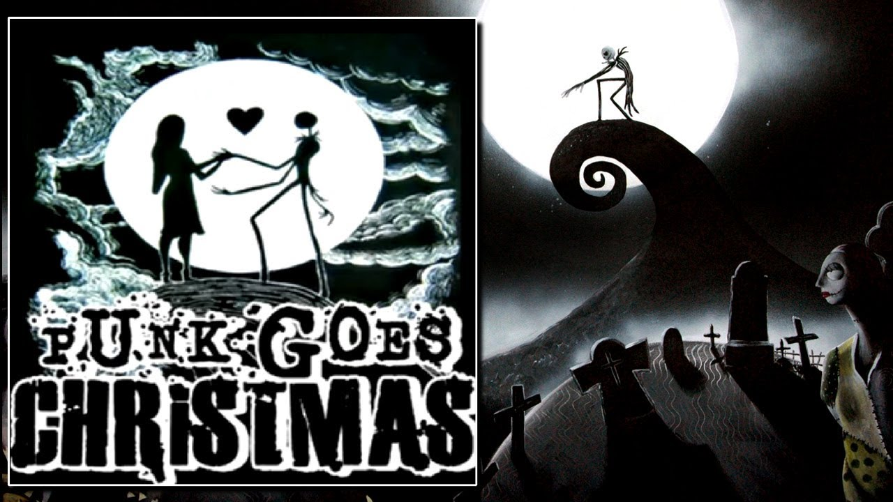 1. All I Want For Christmas Is You-My Chemical Romance [Punk Goes ...