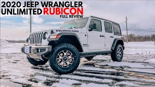 2020 Jeep Wrangler Rubicon | Full Review & Test Drive