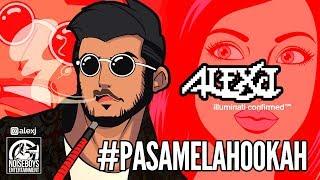 """Pásame La Hookah"" - Pasame la hookah by Alex J | PROD. ALEXJ 🔥 TRAPSTER (Oficial/ audio)"