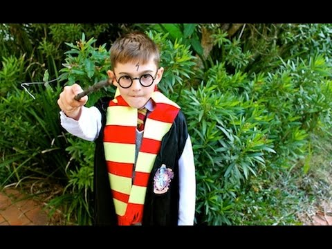 How To Make A Harry Potter Or Hermione Costume