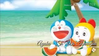 Ost Doraemon , Ayaka Te wo tsunagou