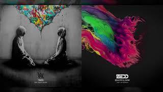 Alan Walker feat. Gavin James vs. Zedd - Tired and Beautiful (Mashup)