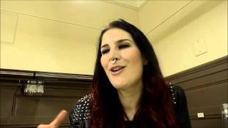 An One on One with Delain