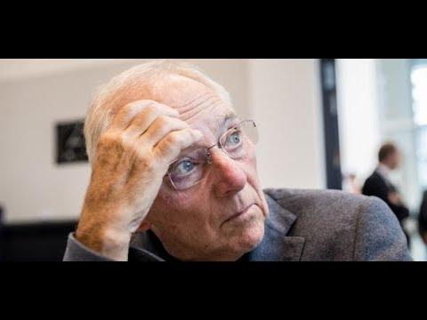 Lammert-Nachfolge: Wolfgang Schäuble soll neuer Bundestagspräsident werden