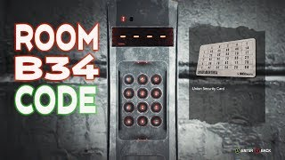 THE EVIL WITHIN 2 | ROOM B34 CODE