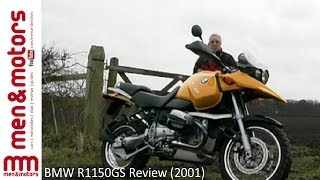 BMW R1150GS Review (2001)
