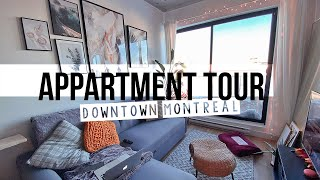 MY MONTREAL APPARTMENT TOUR 🇨🇦