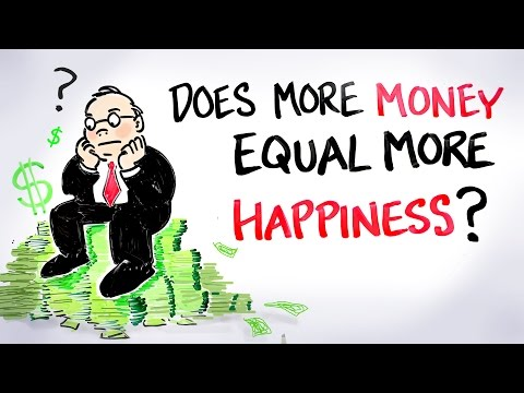 Does More Money Equal More Happiness?