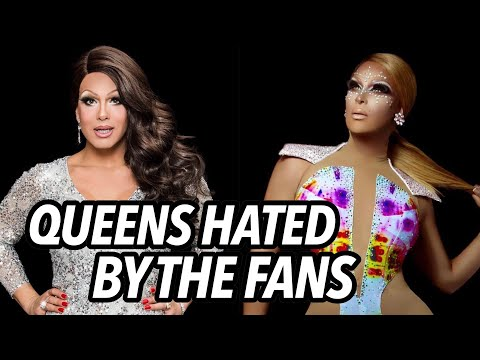 Most Hated Queens on RPDR