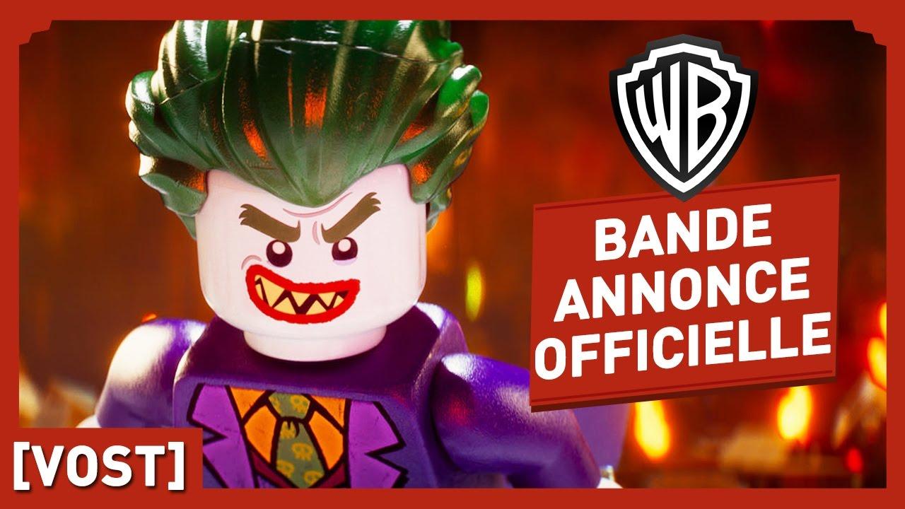 LEGO BATMAN, LE FILM - Bande Annonce Officielle 4 (VOST)