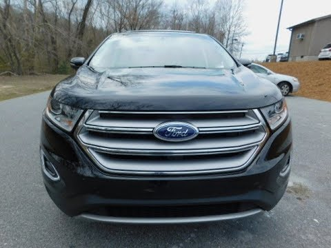 New  Ford Edge Titanium  New Generations Will Be Made In