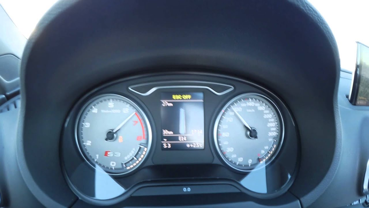 2015 Audi S3 Cabriolet acceleration 0 100 km h 0 60 mph Autogefühl