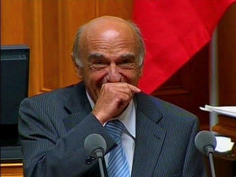 Lachanfall Politiker Schweiz
