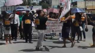 Goiana: Agentes Comunitárias de Saúde promovem protesto por melhores condições de trabalho - Parte2