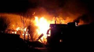 Structure Fire - Braman's Manufacturing, Carthage Ny
