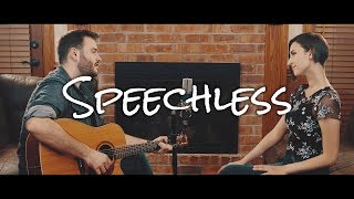 Dan + Shay - Speechless | Chaz Mazzota feat. Abigail Neilson (Cover)