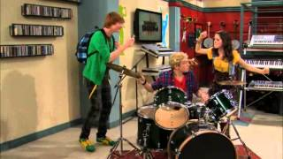 Austin and Ally S01E01 Rockers and Writers  CLIP