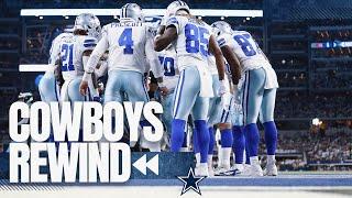 Cowboys Rewind: Taking a Timeout | Dallas Cowboys 2021