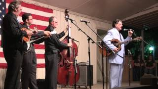 Larry Sparks and Lonesome Ramblers at The 47th Bill Monroe Bluegrass Festival 2013 (Full Set)