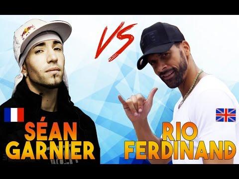 NUTMEG CHALLENGE - Rio Ferdinand VS Séan Garnier