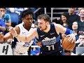 Dallas Mavericks vs Orlando Magic - Full Game Highlights | March 8, 2019 | 2018-19 NBA Season