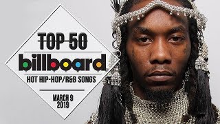 Top 50 • US Hip-Hop/R&B Songs • March 9, 2019 | Billboard-Charts