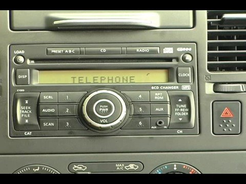 Nissan Versa Review Bluetooth Pairing Youtube