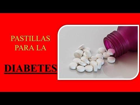 PASTILLAS PARA LA DIABETES - MEDICAMENTOS PARA TRATAR LA