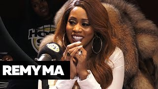 Remy Ma  Premieres New Single W/ Chris Brown + Reveals Why We Never Got A 'Feels So Good' Video