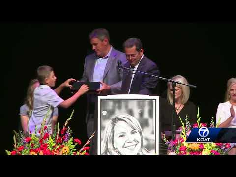 Friends, family come together to honor Jennifer Riordan