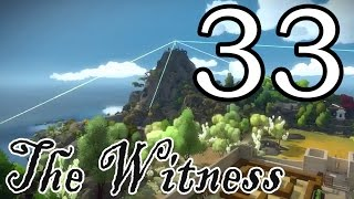 [33] The Witness - Castle Floor Panels - Let's Play Gameplay Walkthrough (PS4)