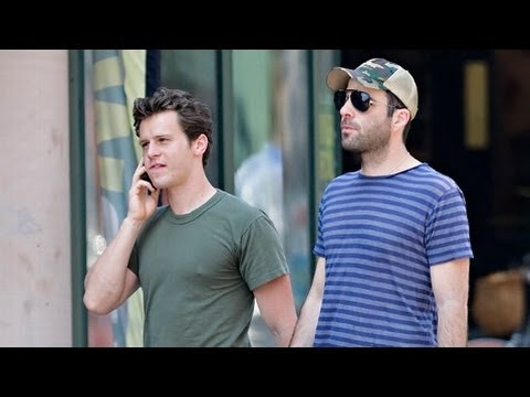 The Real Reason Behind Zachary Quinto And Jonathan Groff's Split!!