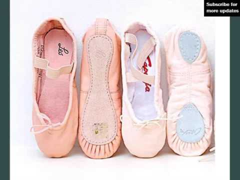 Pics Of Footwear And Foot Support | Ballet Kids Shoes Romance