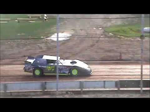 Brett McDonald Heat Race Sharon Speedway 7/28/18