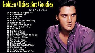 Oldies But Goodies 50's 60's 70's - Elvis Presley, Lo Bo , Paul Anka, Matt Monro, Engelbert