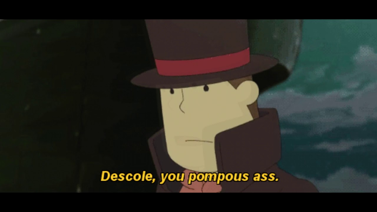 professor layton and the eternal diva in a nutshell