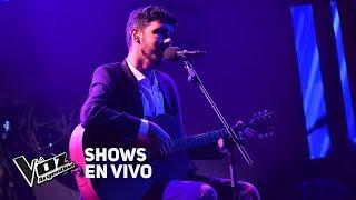 """Shows en vivo #TeamSole: Lucas Belbruno canta """"La llave"""" de ..."""