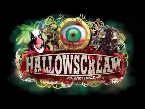 HALLOWSCREAM   York Maze Hallowscream Trailer