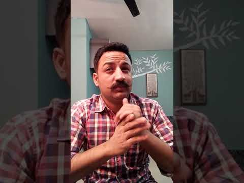 Audition clip for police inspector by actor vikas sharma