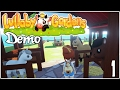The Cutest Horses Ever!! • Lullaby Gardens Demo - #1